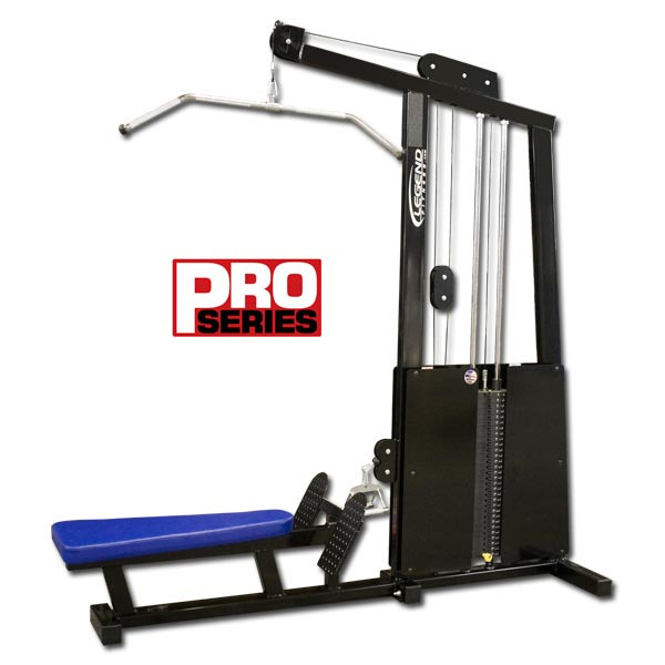 Legend Fitness Pro Series Lat/Low Row Combo 971