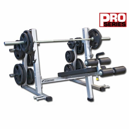 Legend Pro Series Olympic Decline Bench #3243