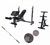 Olympic Bench Press Package II