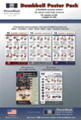 Power Block Dumbbell Poster Pack