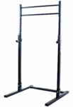 Rally Fitness 748SR Squat Stand W/Pull Up Bar