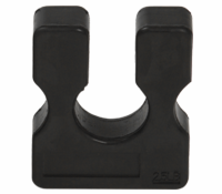Rubber Coated Add-On Weight 2.5 lbs.