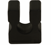 Rubber Coated Add-On Weight 5 lbs.