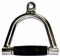 Rubber Grip Single Cable Handle