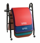 Spri Portable Mat Rack