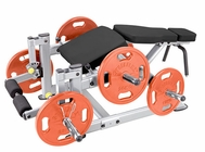Steelflex PLLC400 Leverage Leg Curl Machine