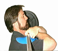Sting Ray Front Squat Aid