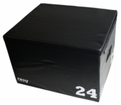 "Troy 24"" Soft Plyo Box"