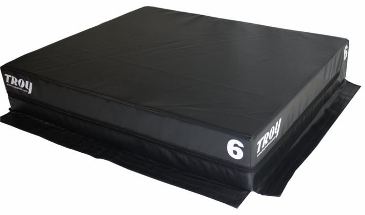 "Troy 6"" Soft Plyo Box"