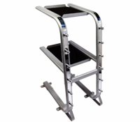 Troy GTAR Commercial  Accessory Rack