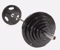 Troy Interlocking Urethane Olympic Weight Sets