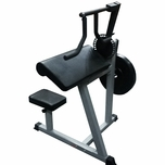 Valor CB-31 Bicep / Tricep Machine