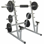 Valor Fitness BD-6 Squat Rack W/Storage Pegs