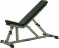 Valor Fitness DD-3 Flat Incline Utility Weight Bench
