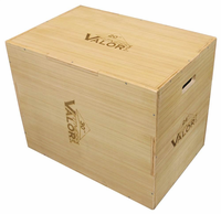 Valor Fitness PBX-A Wooden Plyo Box
