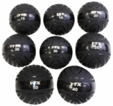 VTX 10lb - 50lb Slam Ball Set