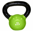 VTX 12lb Vinyl Coated Kettle Bell