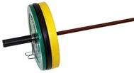 VTX 135lb Starter Bumper Plate Weight Set