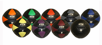 VTX Leather Wall Balls -  Advanced Set