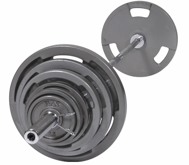 VTX  Olympic Grip Weight Sets
