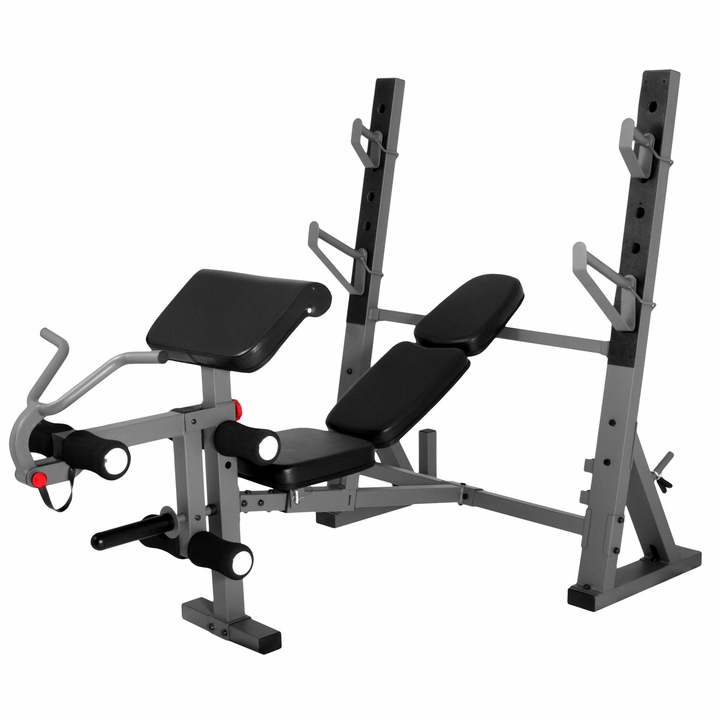 XM4424 XMark International Olympic Weight Bench