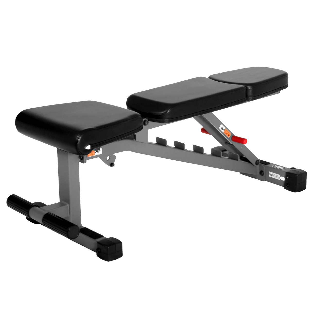 xmark xm 7630 adjustable dumbbell weight bench