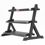 Xtreme Monkey 3 Tier Shelf Dumbbell Rack