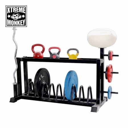 Xtreme Monkey Crossfit Storage Rack