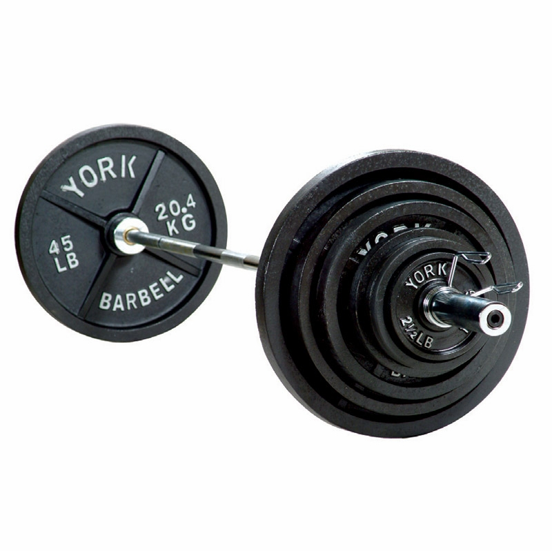 York 2 Quot International Olympic Weight Set