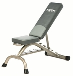 York 45071 Flat Incline Adjustable Bench