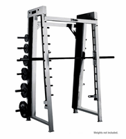 York Counter Balanced Smith Machine