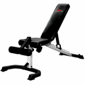 York FTS Flex Bench With Foot Hold Down