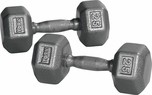 York Iron Pro Hex Dumbbell Sets