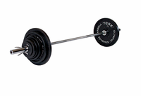 York Legacy 300lb Olympic Weight Set