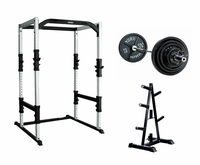 York Power Rack Gym Package II