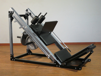 Yukon HLS-2000 Leg Press / Hack Squat