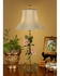 14074 Wildwood Lamps Botanical Magazine Rose Lamp