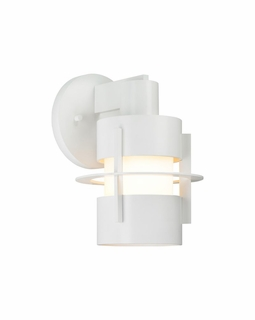 1700.03F Sonneman Architectural Aereo Sconce in Satin White Finish