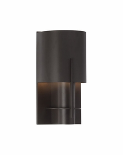 1710.32LF Sonneman Architectural Oberon Sconce in Black Bronze Finish
