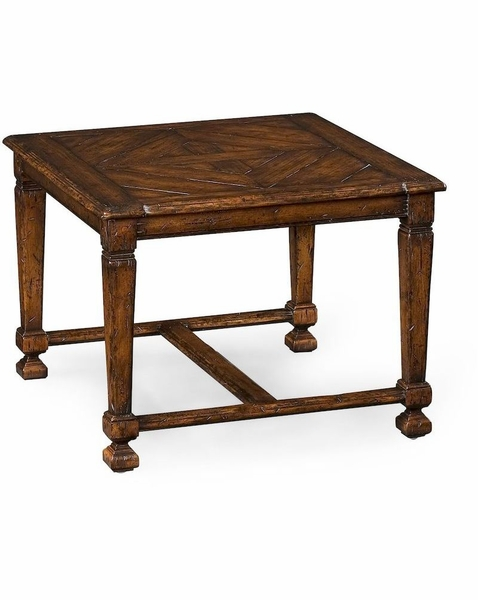 493475 Jonathan Charles Country Farmhouse Rustic Walnut