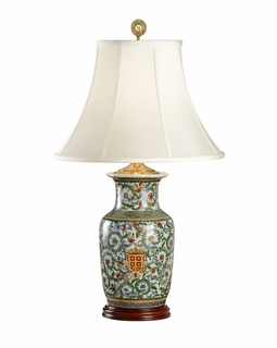 5196 Wildwood Lamps Herald Hiding Lamp