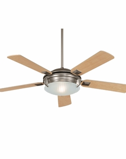 52-BRG-5-BS Savoy House Lighting Colleyville Fan