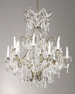 68014 Chelsea House 20-0030 Firenze Chandelier