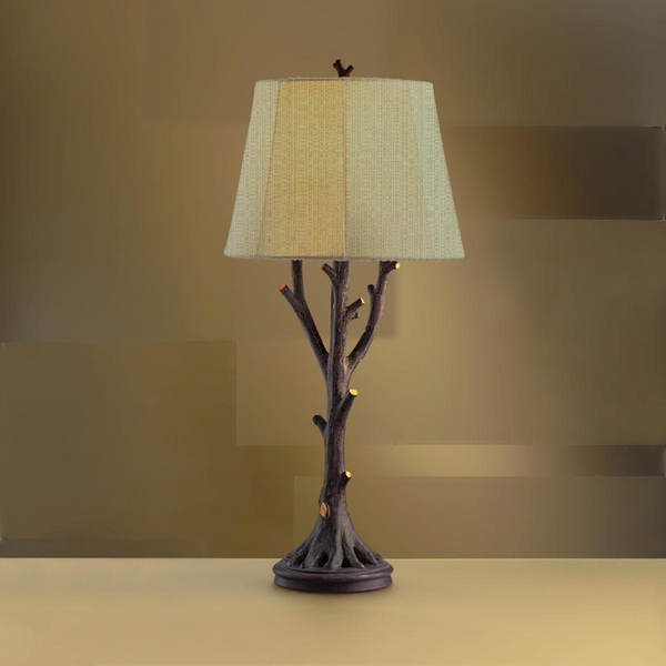 70557 Kichler Westwood Table Lamp 1 Light Outdoor Portable