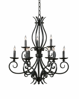 9365 Wildwood Lamps Chandelier