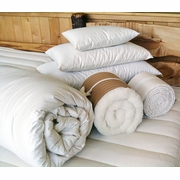 Holy Lamb Organics Wool Pillows, Comforters & Toppers