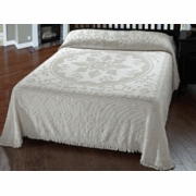 Maine Heritage Weavers Bedspreads, Coverlets, Pillow Shams, Drapes & Valances