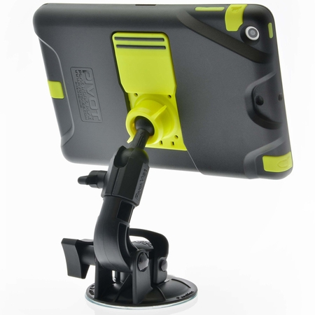 iPad Mini 1-2 Complete Set - Includes Suction Cup and Mounting Plate