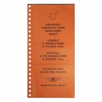 Extra Tall FlyBoys Checklist Pages