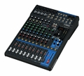 16-Channel Mixing Console: Max. 10 Mic / 16 Line Inputs (8 mono + 4 stereo) / 4 GROUP Buses + 1 Stereo Bus / 4 AUX (incl. FX) � MG16XU